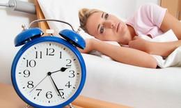 Mất ngủ làm tăng nguy cơ bệnh hen