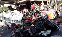 Hỗ trợ khẩn cấp nạn nhân tai nạn giao thông thảm khốc tại tỉnh Gia Lai