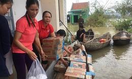 Khẩn trương hỗ trợ người dân vùng bão, lũ sớm ổn định đời sống