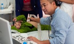 Nghệ An: Gần 1.200 em được khám sàng lọc bệnh tim bẩm sinh miễn phí