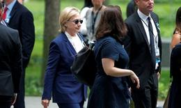 Bà Hillary Clinton hồi phục sau sự cố sức khỏe nghiêm trọng