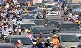 Đề xuất hạn chế ô tô theo giờ, cấm xe máy ngoại tỉnh ở Hà Nội