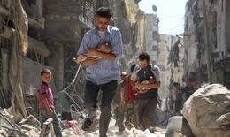 Gỡ rối cho chiến sự ở Syria?