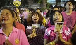 Thái Lan sẽ để Quốc tang Nhà vua trong vòng 1 năm