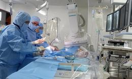 Làm chủ kỹ thuật can thiệp tim mạch tại Bệnh viện đa khoa Lâm Đồng