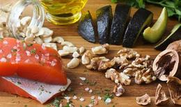 Mối liên quan giữa axit béo omega-3 và sức khỏe tim