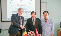 Trường ĐH Y Phạm Ngọc Thạch hợp tác với Đại học Liège – Bỉ phát triển y học gia đình