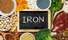 Thừa sắt trong cơ thể có thể gây tổn thương gan