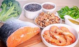Thực phẩm chứa axit béo omega-3 cần thiết cho người cao tuổi