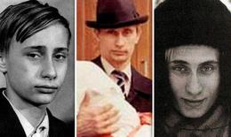 Những bức ảnh hiếm chưa từng được công bố của Tổng thống Putin
