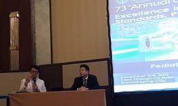 BV Xanh Pôn là đại diện duy nhất của Việt Nam tham dự Hội nghị ngoại nhi các nước ASEAN lần thứ 12