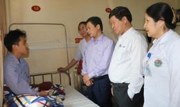 Sở Y tế động viên nhân viên y tế bị hành hung ở Hà Tĩnh