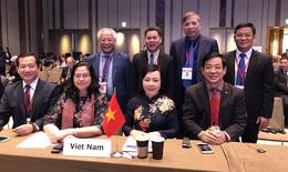 Bộ trưởng Bộ Y tế chia sẻ kinh nghiệm của Việt Nam
