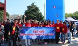 Việt Nam tham gia đóng góp tích cực tại WHA71
