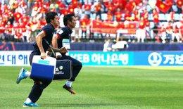 Bác sĩ đội tuyển U23 Việt Nam chỉ cách sơ cứu do chấn thương khi chơi đá bóng