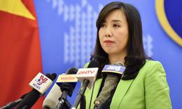 Việt Nam xác minh thông tin giàn khoan Trung Quốc vào khu vực Vịnh Bắc Bộ