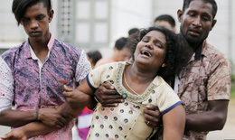 Sri Lanka ban hành lệnh giới nghiêm sau 8 vụ tấn công làm hàng trăm người thiệt mạng