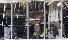 LHQ lên án một loạt các vụ đánh bom đẫm máu ở Sri Lanka khiến hàng trăm người thương vong