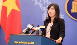 Việt Nam phản đối và kiên quyết bác bỏ quyết định đơn phương của Trung Quốc cấm đánh bắt cá ở Biển Đông