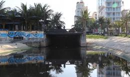 Phạt hơn 400 triệu đồng hành vi xả nước thải ra biển Mỹ Khê