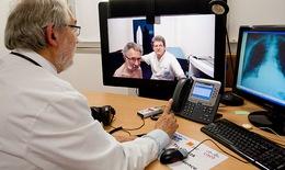 WHO khuyến cáo kết nối bác sĩ tuyến cơ sở với bác sĩ tuyến cuối qua telemedicine