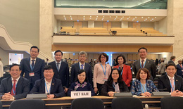 Phát biểu tại WHO: Bộ trưởng Bộ Y tế nhấn mạnh Việt Nam ưu tiên phát triển y tế cơ sở