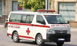 Dự thảo tiêu chuẩn, định mức sử dụng xe ô tô chuyên dùng thuộc lĩnh vực y tế