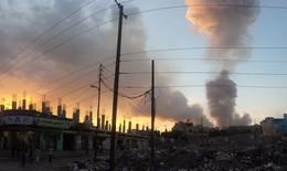 Israel bắn rocket vào Syria