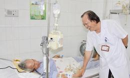 BV Phổi Trung ương ứng dụng công nghệ tế bào gốc điều trị bệnh phổi tắc nghẽn mạn tính