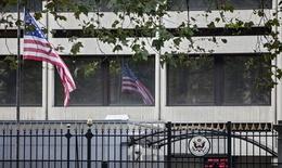 Bắt nghi phạm âm mưu tấn công Đại sứ quán Mỹ tại Brussels