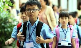 TP Hồ Chí Minh: Học sinh tiểu học, THCS, THPT tựu trường vào ngày 19/8