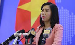 Tàu Hải Dương 8 của Trung Quốc đã vi phạm vùng đặc quyền kinh tế và thềm lục địa Việt Nam