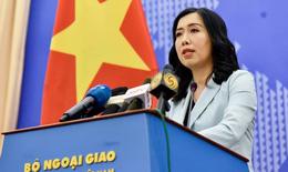 Việt Nam lên tiếng về sách giáo khoa Trung Quốc đưa thông tin sai sự thật về Biển Đông