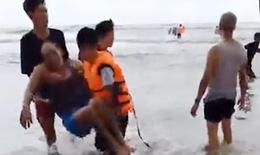 Đã tìm thấy thi thể 2 du khách bị đuối nước ở biển Bình Thuận
