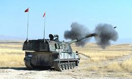 Dư luận thế giới lo ngại  khi Thổ Nhĩ Kỳ khai hỏa  tấn công Syria