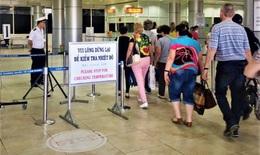 Từ hôm nay, hành khách Trung Quốc nhập cảnh Việt Nam phải khai báo y tế