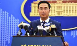 Việt Nam lên tiếng về công hàm của Trung Quốc tại LHQ