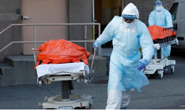 Mỹ mắc COVID-19 cao nhất thế giới, Nga bước sang ngày thứ 3 liên tiếp có hơn 10.000 người nhiễm bệnh