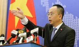 Việt Nam lên tiếng việc Trung Quốc trồng rau trên đảo Phú Lâm