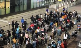 Đưa 340 công dân Việt Nam từ Anh về nước