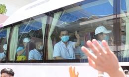 Bản tin dịch COVID-19 đến 14h: Thêm nhiều bác sĩ tình nguyện lên đường hỗ trợ Đà Nẵng