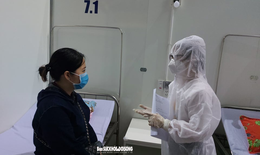 Bản tin dịch COVID-19 trong 24h:  Tăng cường giám sát cộng đồng ở các địa phương có ca nhiễm