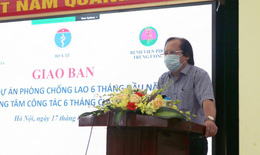 Tỷ lệ phát hiện bệnh lao ở Việt Nam có xu hướng giảm mạnh giữa dịch COVID-19