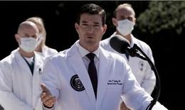 Bác sĩ riêng của Tổng thống Mỹ là ai?