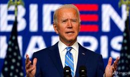 Ông Biden giành được 264 phiếu đại cử tri, chỉ còn cách  chiếc ghế Tổng thống 6 phiếu
