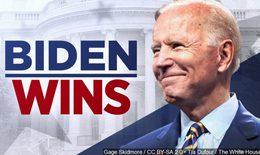 Ông Joe Biden là Tổng thống thứ 46 của Mỹ