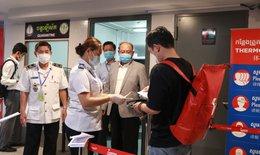 Campuchia tiếp tục có thêm 40 ca lây nhiễm trong cộng đồng, tổng số người nhiễm COVID-19 lên 741