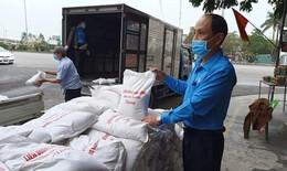 Hỗ trợ lương thực thực phẩm cho người dân Hải Dương gặp khó khăn do COVID-19