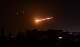 Syria tố cáo Israel tấn công các khu vực ở thủ đô Damascus