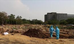 3 tuần kể từ khi xuất hiện ca lây nhiễm cộng đồng, dịch bệnh COVID-19 ở Campuchia vẫn nghiêm trọng